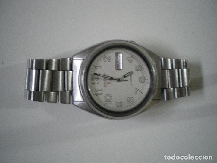Relojes - Seiko: SEIKO CON NUMEROS Y CALENDARIO AUTOMATICO - Foto 6 - 188403187