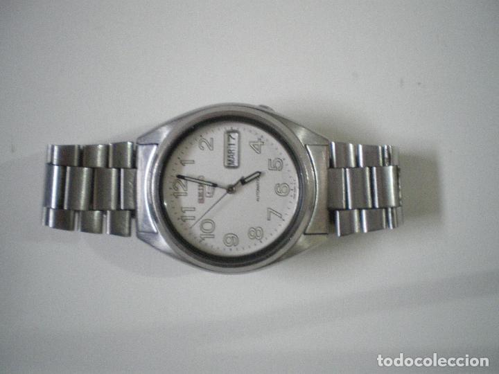 Relojes - Seiko: SEIKO CON NUMEROS Y CALENDARIO AUTOMATICO - Foto 7 - 188403187