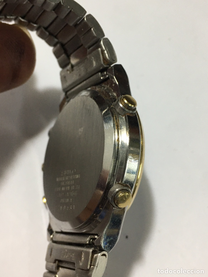 Relojes - Seiko: Reloj Seiko Chronograph acero completo modelo 7T32-7A2A en funcionamiento - Foto 5 - 188532901
