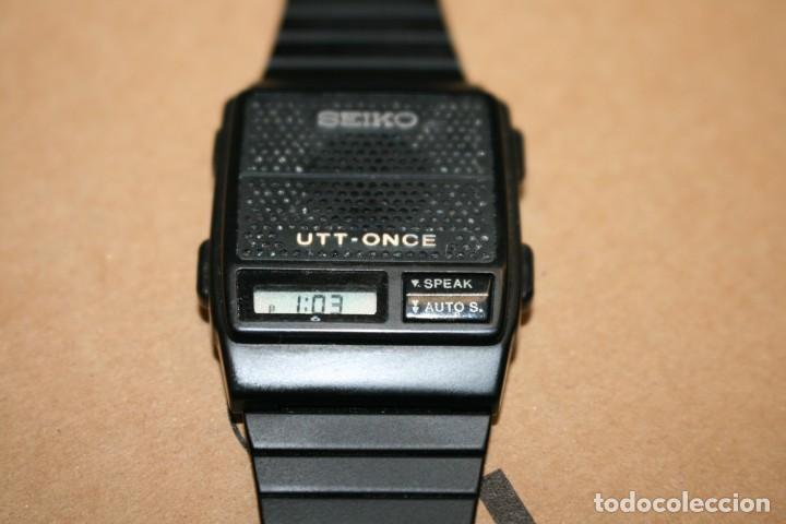 Relojes - Seiko: Seiko UTT-ONCE A966-4000 ZO 1980-89 - Foto 10 - 188556278