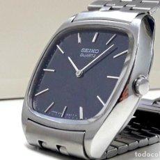 Relojes - Seiko: RELOJ SEIKO AÑOS 80 DE CUARZO CALIBRE 4110 Y NUEVO. Lote 188638982