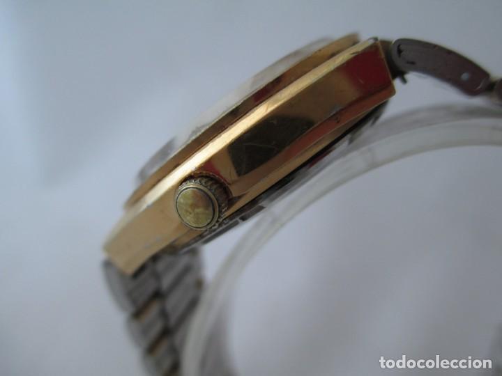 Relojes - Seiko: Seiko automático con cristal facetado funcionando - Foto 4 - 188654100
