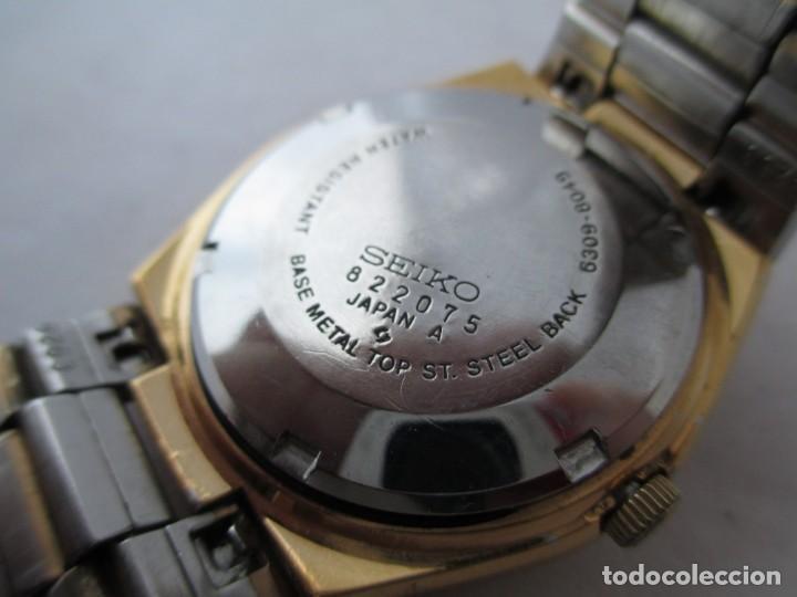 Relojes - Seiko: Seiko automático con cristal facetado funcionando - Foto 5 - 188654100