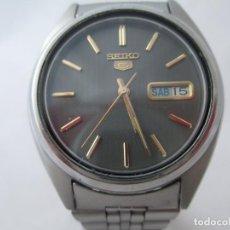 Relojes - Seiko: RELOJ SEIKO 5 AUTOMÁTICO FUNCIONANDO. Lote 188654695