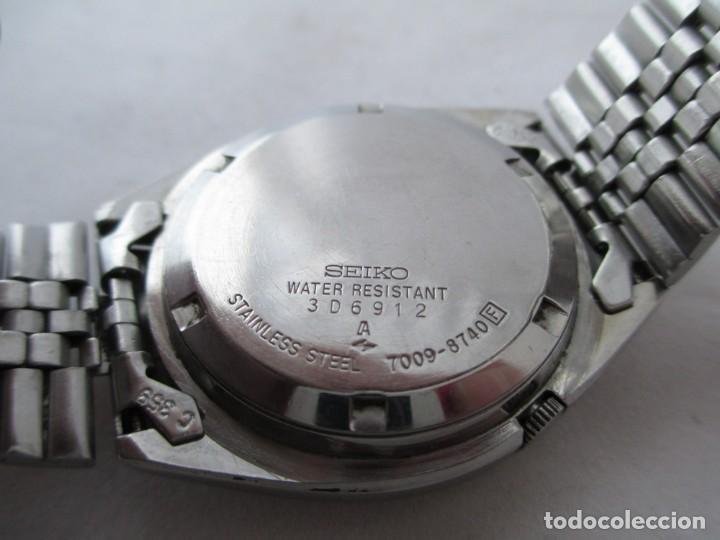 Relojes - Seiko: Reloj Seiko 5 automático funcionando - Foto 5 - 188654695