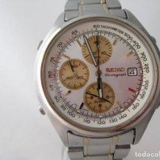 Relojes - Seiko: CRONOGRAFO SEIKO FUNCIONANDO. Lote 188658411