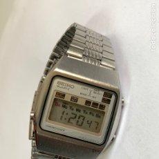Relojes - Seiko: RELOJ VINTAGE SEIKO A129-5000 QUARTZ CHRONOGRAPH JAPAN. Lote 188726288