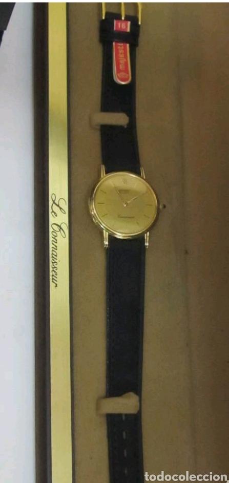 Relojes - Seiko: Reloj Seiko Le Connaisseur chapado en oro - Foto 2 - 190070805