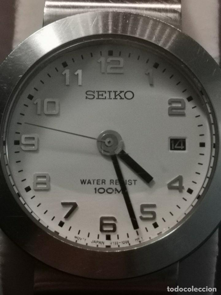 Relojes - Seiko: reloj seiko v732-0p20 - Foto 2 - 190873191