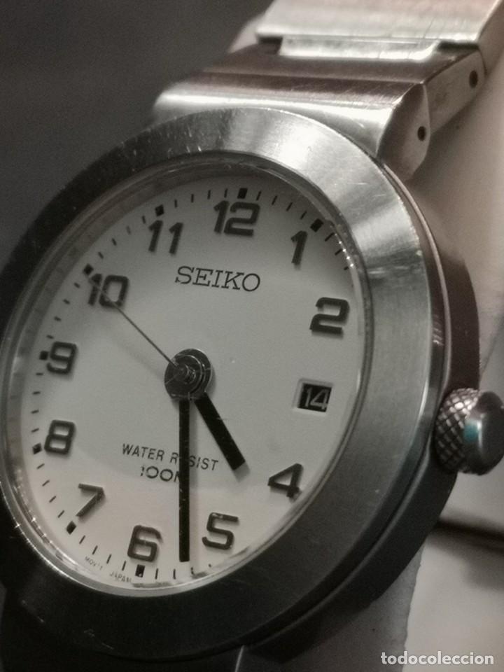 Relojes - Seiko: reloj seiko v732-0p20 - Foto 3 - 190873191