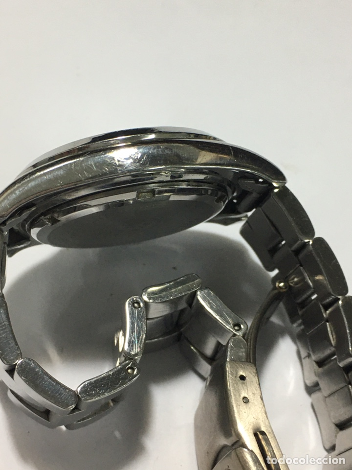 Relojes - Seiko: Reloj VINTAGE SEIKO KINETIC 5M42-0E39 JAPAN - Foto 4 - 191104707