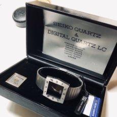Relojes - Seiko: NUEVO RELOJ SEIKO QUARTZ DE HOMBRE. Lote 185931508