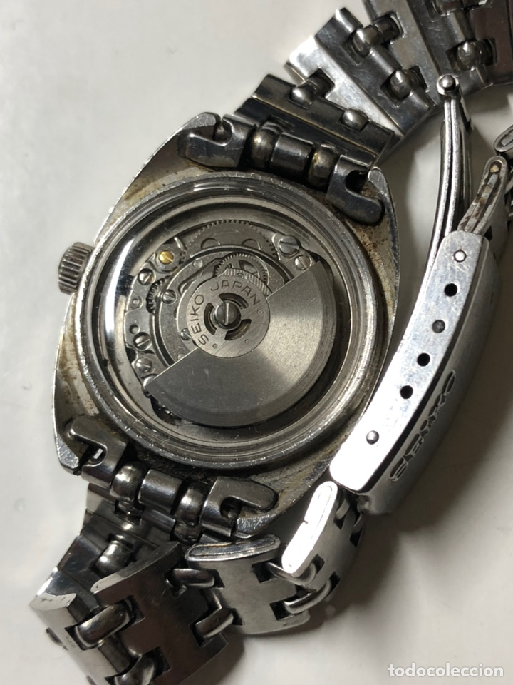 Relojes - Seiko: Reloj SEIKO automático de mujer para piezas. - Foto 2 - 191154333