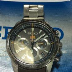 Relojes - Seiko: RELOJ SEIKO CHRONOGRAPH QUARTZ OFICIAL BARCELONA CF. Lote 191192246