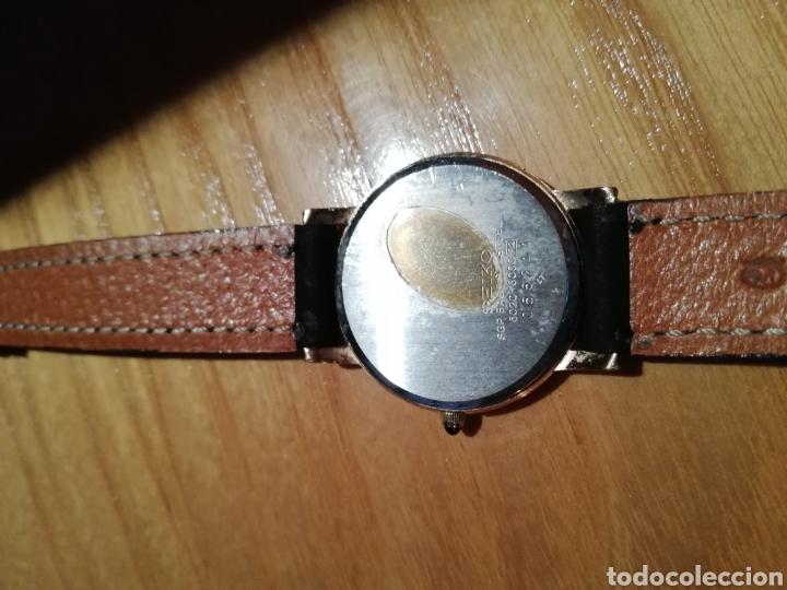 Relojes - Seiko: Reloj Seiko Le Connaisseur chapado en oro - Foto 4 - 190070805