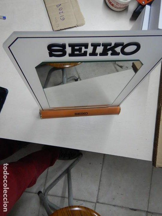 Relojes - Seiko: Espejo seiko - Foto 3 - 191450325