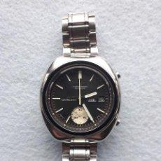 Relógios - Seiko: RELOJ MARCA SEIKO CRONOGRAPH. AUTOMÁTICO DE CABALLERO. FUNCIONANDO. Lote 192380955