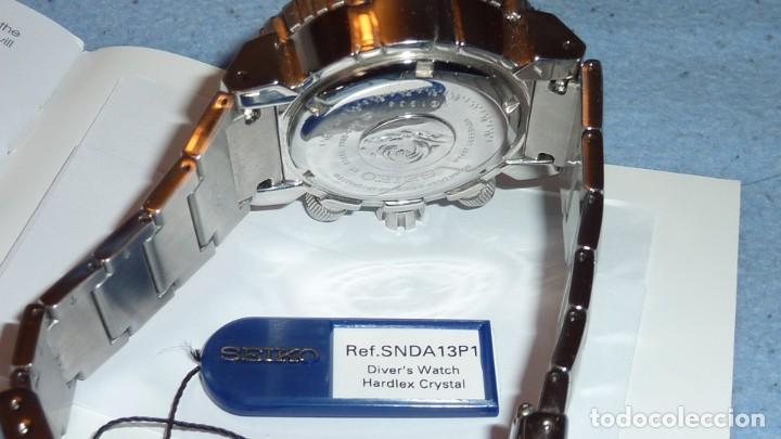 Relojes - Seiko: SEIKO CRONO CAESAR Ref. SNDA13P1 Excelente estado. - Foto 9 - 193573225