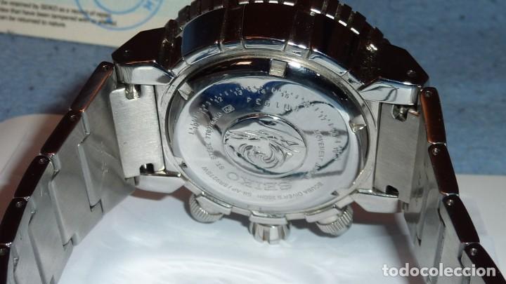 Relojes - Seiko: SEIKO CRONO CAESAR Ref. SNDA13P1 Excelente estado. - Foto 13 - 193573225