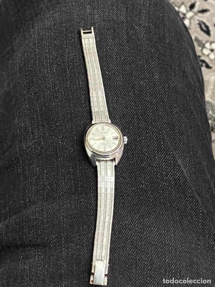 Relojes - Seiko: Reloj seiko antiguo- ver las fotos - Foto 3 - 193867432