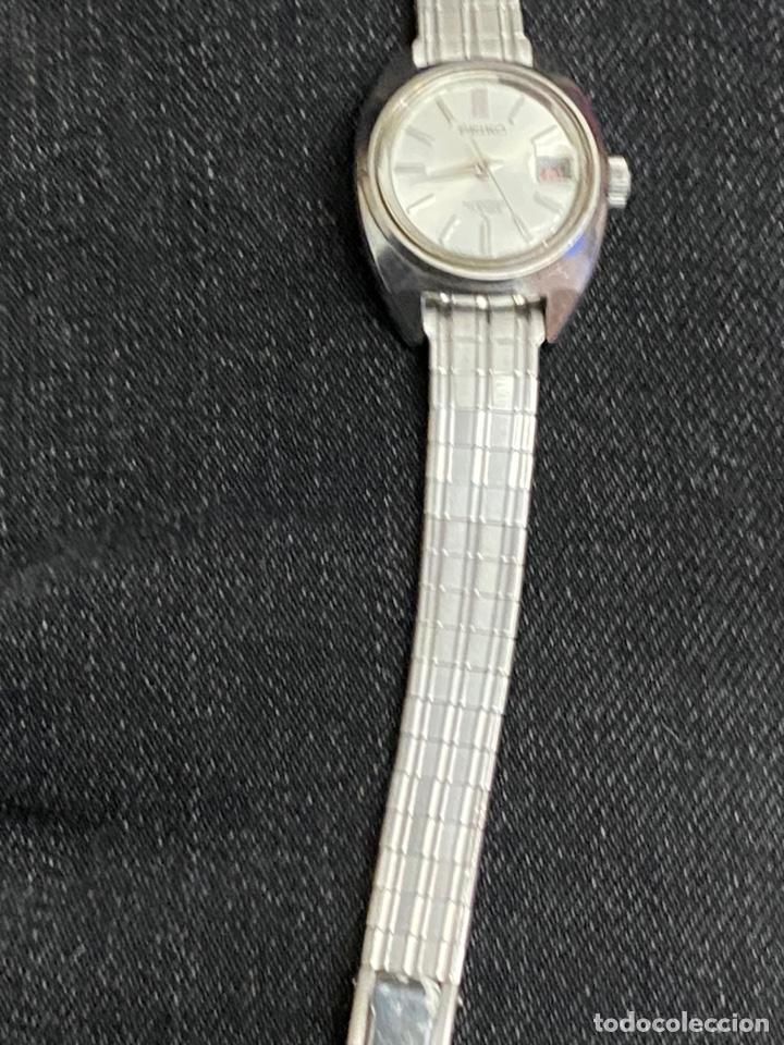 Relojes - Seiko: Reloj seiko antiguo- ver las fotos - Foto 4 - 193867432