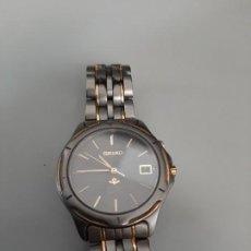 Relojes - Seiko: SEIKO KINETIC TITANIUM SQ 100. Lote 194101185