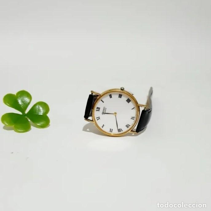 ELEGANTE RELOJ SEIKO QUARZ UNISEX. (Relojes - Relojes Actuales - Seiko)