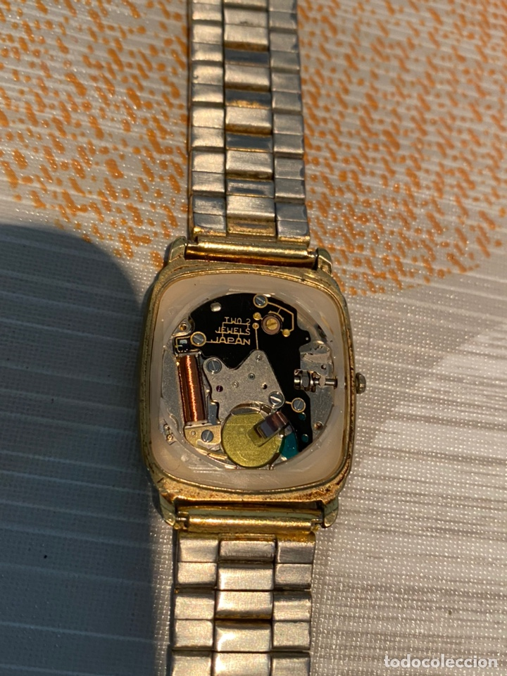 Relojes - Seiko: Reloj seiko Quartz antiguo - Foto 9 - 194250401