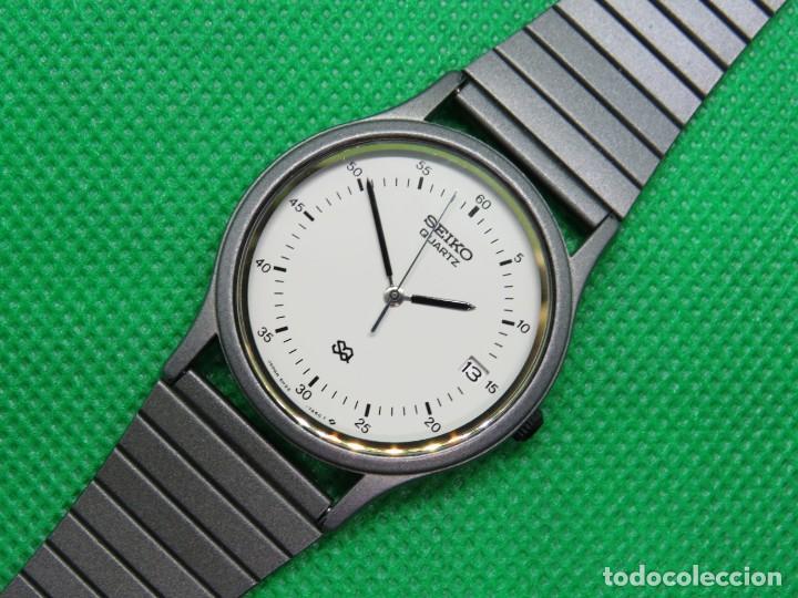 SEIKO DE CUARZO VINTAGE AÑO 1.986,MARZO (Relojes - Relojes Actuales - Seiko)