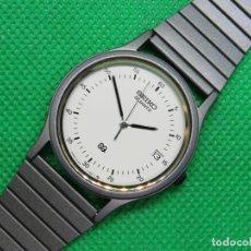Relojes - Seiko: SEIKO DE CUARZO VINTAGE AÑO 1.986,MARZO. Lote 194976912