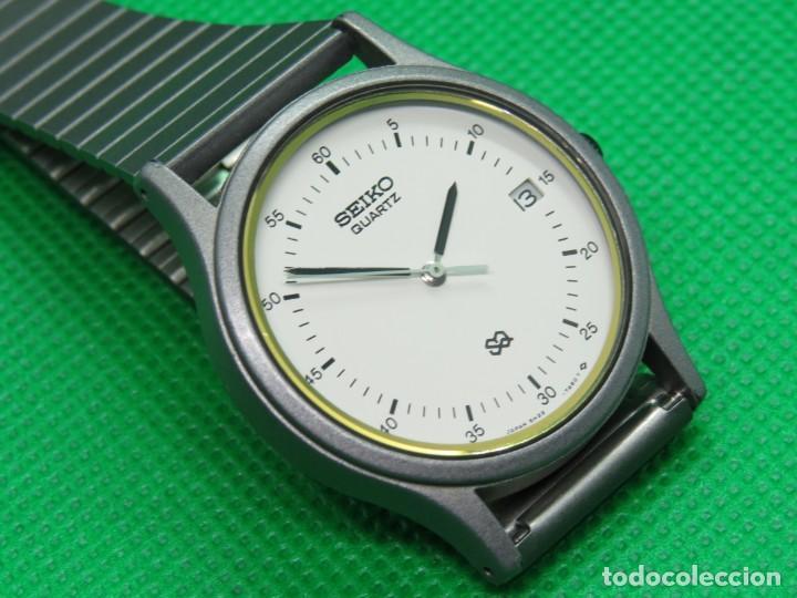 Relojes - Seiko: SEIKO DE CUARZO VINTAGE AÑO 1.986,MARZO - Foto 3 - 194976912