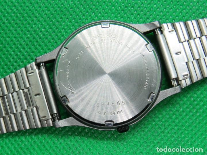 Relojes - Seiko: SEIKO DE CUARZO VINTAGE AÑO 1.986,MARZO - Foto 6 - 194976912