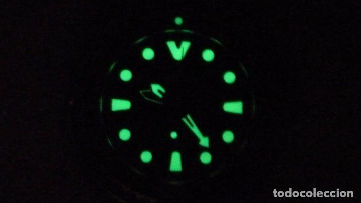 """Relojes - Seiko: SEIKO KINETIC Ref. SUN019P1 DIVER- CRISTAL ZAFIRO. CONOCIDO COMO The Vader-Tuna-Turtle or """"VaTT - Foto 9 - 195053058"""