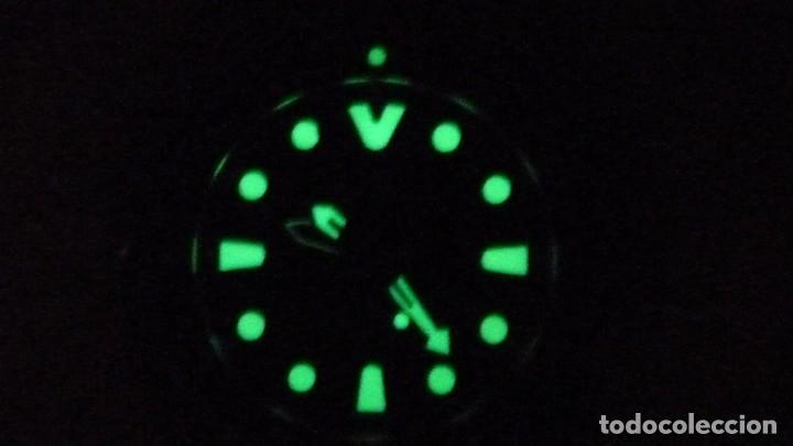"""Relojes - Seiko: SEIKO KINETIC Ref. SUN019P1 DIVER- CRISTAL ZAFIRO. CONOCIDO COMO The Vader-Tuna-Turtle or """"VaTT - Foto 10 - 195053058"""
