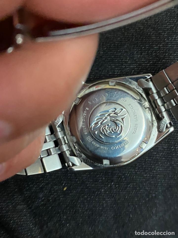 Relojes - Seiko: Reloj seiko automático Diver's 200m - excelente estado y funcionamiento - original - Foto 6 - 195196861