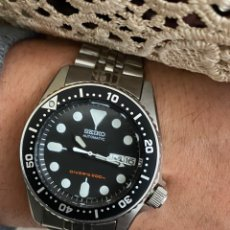 Relojes - Seiko: RELOJ SEIKO AUTOMÁTICO DIVER'S 200M - EXCELENTE ESTADO Y FUNCIONAMIENTO - ORIGINAL. Lote 195196861