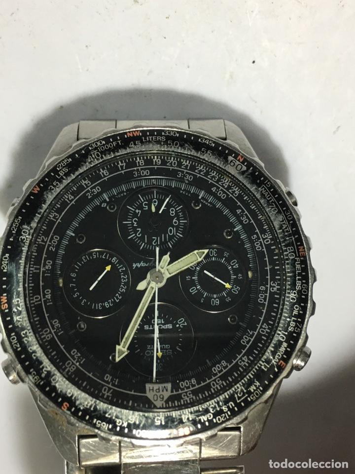 RELOJ SEIKO 7T34-6A00 FUNCIONA EL CRONO NO PARECE QUE VAYA (Relojes - Relojes Actuales - Seiko)