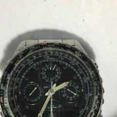 Relojes - Seiko: RELOJ SEIKO 7T34-6A00 FUNCIONA EL CRONO NO PARECE QUE VAYA. Lote 195357027
