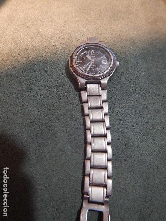 SEIKO TITANIUM SQ 50 (Relojes - Relojes Actuales - Seiko)
