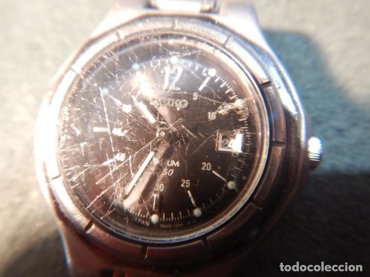 Relojes - Seiko: Seiko titanium Sq 50 - Foto 7 - 195369198