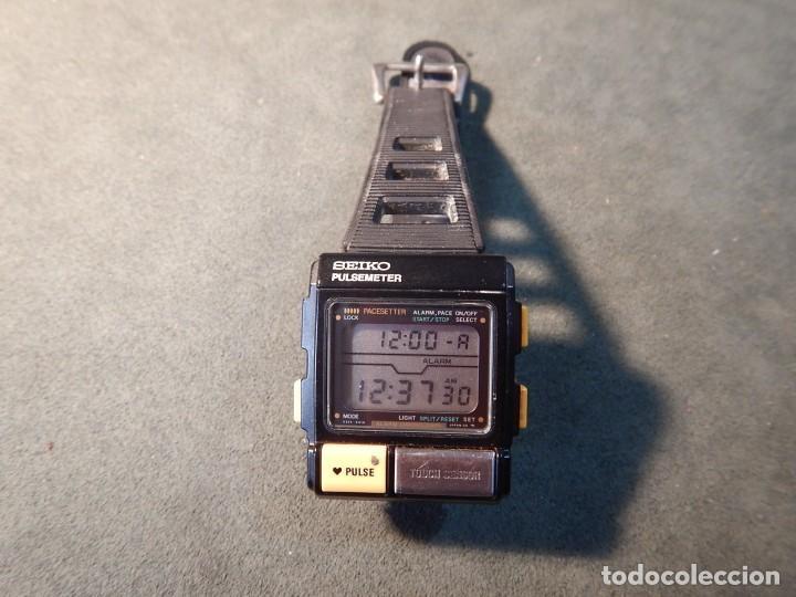Relojes - Seiko: Seiko pulsometer S234-5010 (Alien) - Foto 2 - 196059953