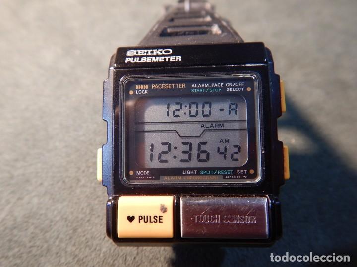 SEIKO PULSOMETER S234-5010 (ALIEN) (Relojes - Relojes Actuales - Seiko)