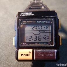 Relojes - Seiko: SEIKO PULSOMETER S234-5010 (ALIEN). Lote 196059953