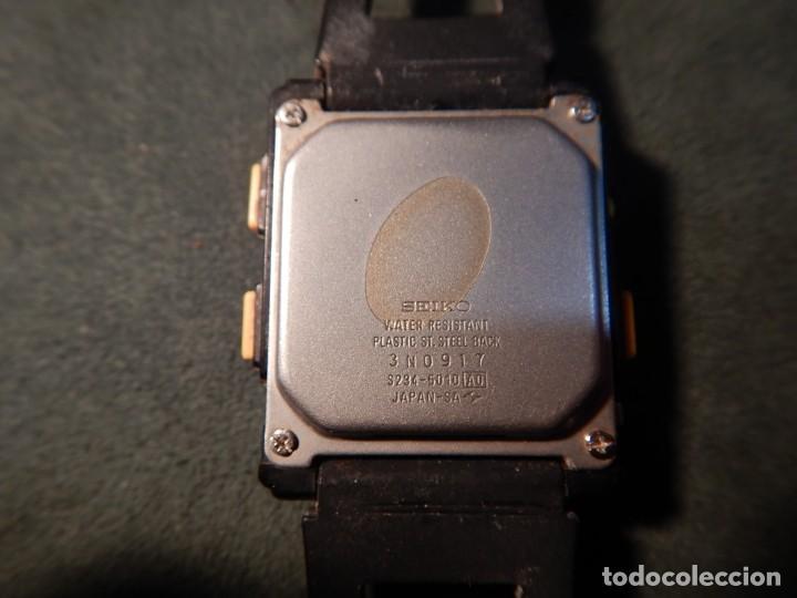 Relojes - Seiko: Seiko pulsometer S234-5010 (Alien) - Foto 6 - 196059953