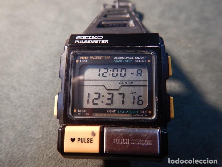 Relojes - Seiko: Seiko pulsometer S234-5010 (Alien) - Foto 7 - 196059953