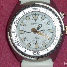 Relojes - Seiko: SEIKO PROSPEX KINETIC REF. SUN043P1 EDICIÓN ESPECIAL CONOCIDO COMO LA BESTIA BLANCA. THE YETI. Lote 196522177
