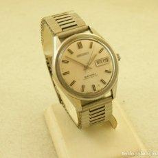 Relojes - Seiko: RARO SEIKO BUSINESS - A 30 JEWELS AUTOMATICO MONOBLOQUE 8306 - 8020. Lote 197093136