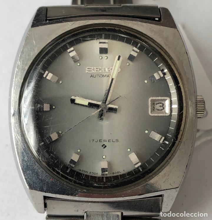 RELOJ SEIKO 6308-8020 VINTAGE (Relojes - Relojes Actuales - Seiko)