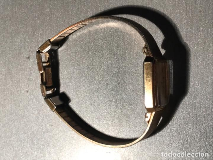 Relojes - Seiko: Reloj SEIKO QUARZ STEEL BACK JAPAN 220198 - Foto 9 - 197854095