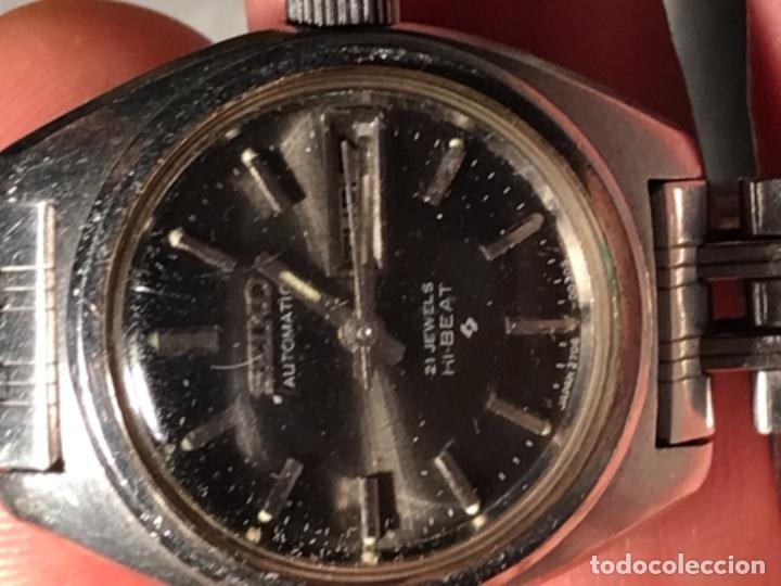 Relojes - Seiko: RELOJ SEIKO AUTOMÁTICO 21 JEWELS HI BAET 129046 - Foto 3 - 197854265